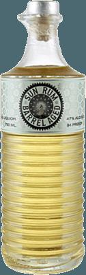 Medium sun rum barrel aged