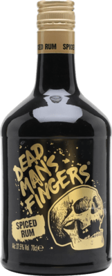 Medium dead man s fingers spiced
