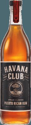 Medium havana club anejo classico