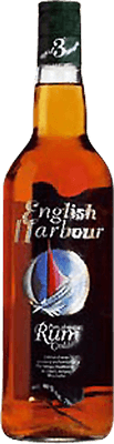 Medium english harbour gold rum