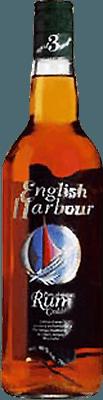 Medium english harbour gold rum