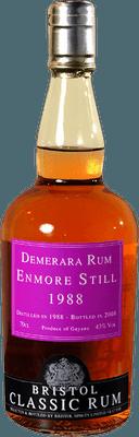 Medium enmore  1988 guyana rum