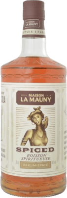 Medium la mauny spiced