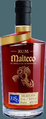 Medium ron malteco seleccion 1986