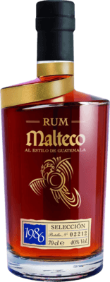 Medium ron malteco seleccion 1986