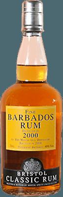Medium fine barbados 2000 rum