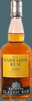 Small fine barbados 2000 rum