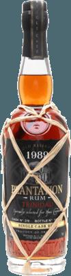 Medium plantation trinidad 1989 single cask