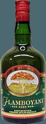 Medium flamboyant vieux rum
