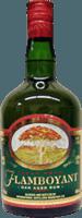 Small flamboyant vieux rum
