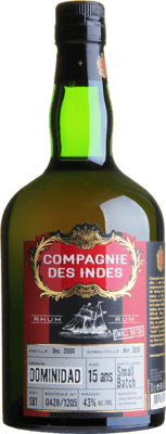 Medium compagnie des indes dominidad 15 year