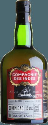 Medium compagnie des indes dominidad 15 year