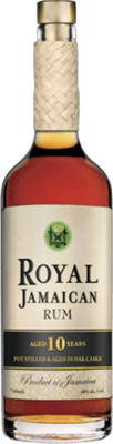 Medium royal jamaican 10 year