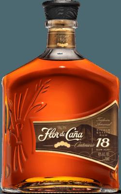 Flor de Caña 18-Year rum