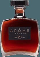 Small arome 28 year rum 400pb