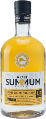 Medium summum sauternes cask finish