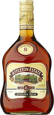 Appleton estate 8 year rum