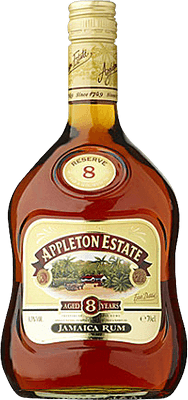 Medium appleton estate 8 year rum
