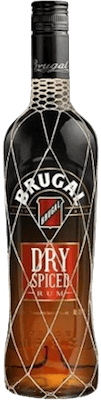 Brugal dry spiced rum 400px