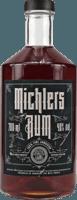 Small michler s artisanal dark jamaican rum 400px