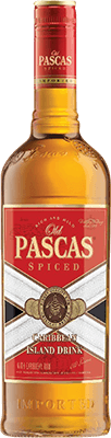 Medium old pascas spiced rum 400px