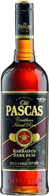 Medium old pascas barbados dark rum 400px
