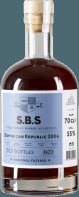 Medium s b s 2006 dominican republic px sherry finish 12 year