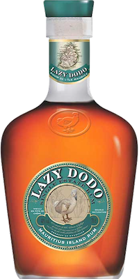 Lazy dodo single estate rum 400px