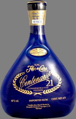 Flor de cana centenario 21 rum