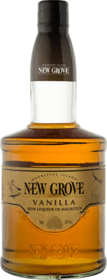 Medium new grove vanilla