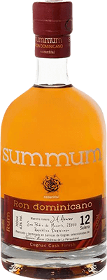 Medium summum 12 year cognac cask finish rum 400px