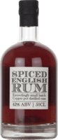 Small english spirit spiced rum 400px