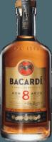 Small bacardi 8 gran reserva rum 400px