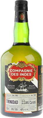 Medium compagnie des indes trinidad 1993 old caroni 22 year rum 400px