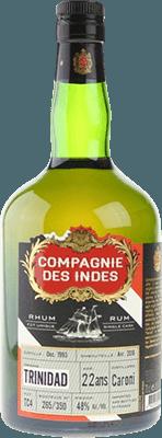Medium compagnie des indes trinidad 1993 old caroni 22 year rum 400px