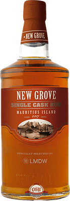 Medium new grove 2007 single cask rum 400px