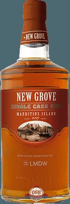 Medium new grove 2007 single cask rum 400px
