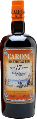 Medium caroni trinidad 17 year
