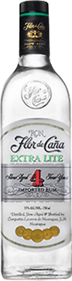 Medium flor de can extra lite 4 rum