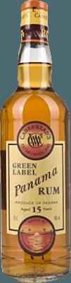 Medium cadenhead s panama green label 15 year rum 400px