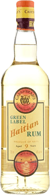 Medium cadenhead s haitian green label 9 year rum 400px