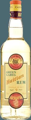 Medium cadenhead s haitian green label 9 year rum 400px