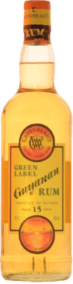 Medium cadenhead s guyanan green label 15 year