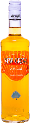 Medium new grove spiced