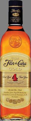 Flor de ca a gold 4 rum