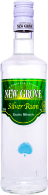 Medium new grove silver