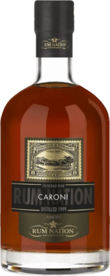 Medium rum nation caroni 1999