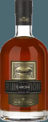 Medium rum nation caroni 1999