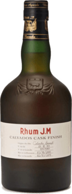 Medium rhum jm calvados cask finish