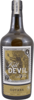 Small kill devil  hunter laing  guyana 1999 15 year rum 400px